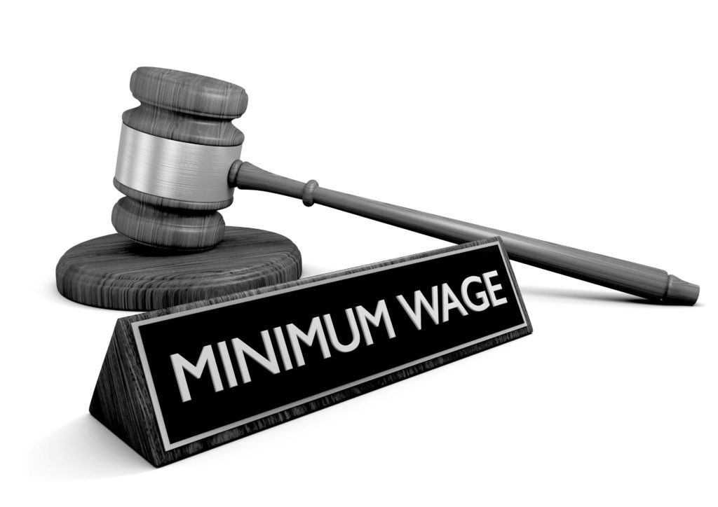 minimum wage - Law firm overtime attorneys in NY